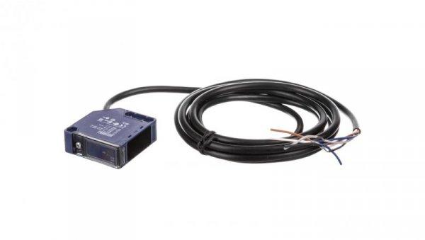 Czujnik fotoelektrycznySn=7m 1Z 1R 24-240V AC/DC refeksyjny kabel 2m XUK1ARCNL2