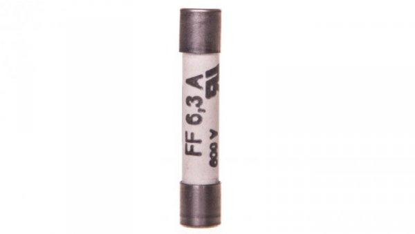 Wkładka aparatowa 6,3x32mm FF 6,3A 250V L6332FF06-300 /10szt./