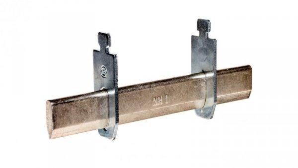 Zwieracz nożowy nieizolowany NH1 250A styki srebrzone LNH1TMM