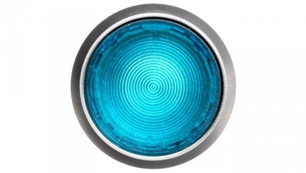 Napęd przycisku 22mm niebieski z podświetleniem z samopowrotem plastikowy IP69k Sirius ACT 3SU1031-0AB50-0AA0