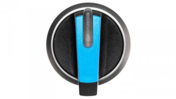 Napęd przełącznika 2 położeniowy O-I 22mm niebieski z podświetleniem bez samopowrotu plastik IP69k Sirius ACT 3SU1032-2BF50-0AA0