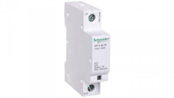 Ogranicznik przepięć iPF40 - 1 biegun - 340 V A9L15686