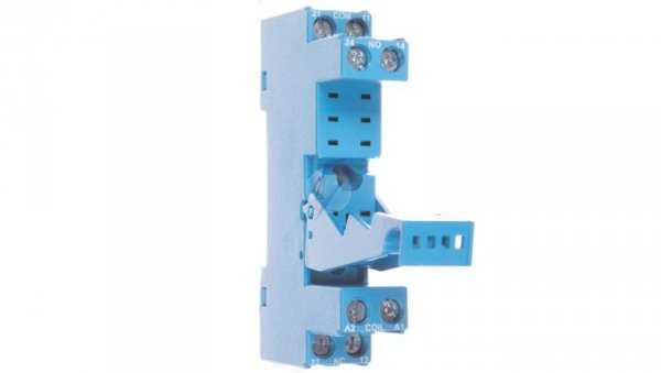 Gniazdo do przekaźników z zaciskami śrubowymi raster 5.0 mm 95.85.3SPA