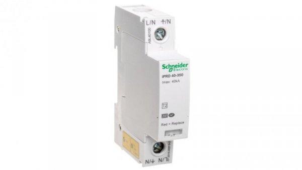 Ogranicznik przepięć C Typ 2 1P 40kA 350V iPRD-40-40kA-350V-1P A9L40100