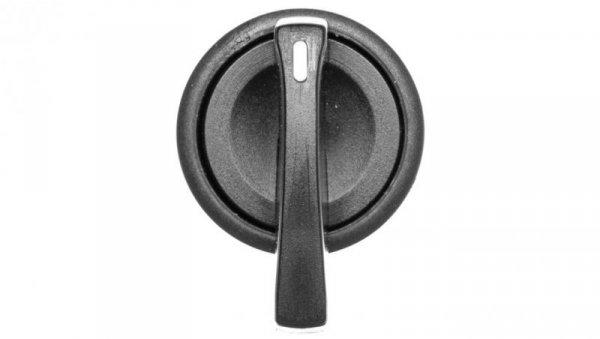 Łącznik pokrętny z ramką czarny 2 położenia stabilne P9XSVD0N 185370