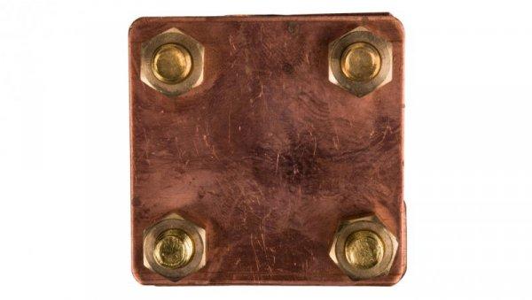 Złącze kontrolne drut-drut miedziane 6.1 CU /90600103/