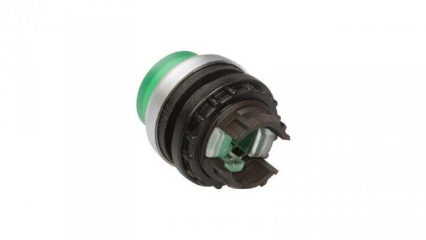 Napęd przycisku zielony z podświetleniem z samopowrotem M22-DLH-G 216969