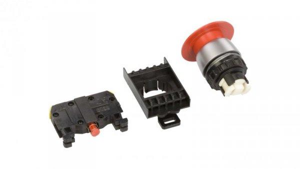 Przycisk grzybkowy czerwony 1R 22mm ST22-DC-01