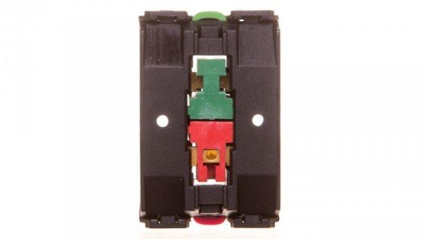 Styk pomocniczy 1Z 1R montażowy w podłodze W0-ŁEF-XY+WKRĘTY