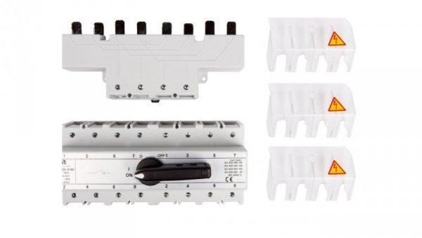 Przełącznik sieć-agregat 160A 4P PRZK-4160W02