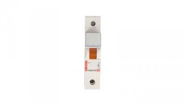Lampka modułowa pomarańczowa 230-250V AC L316 604079