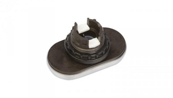 Napęd przycisku podwójny /strzałki góra-dół/ czarny z podświetleniem z samopowrotem M22-DDL-S-X7/X7 216710