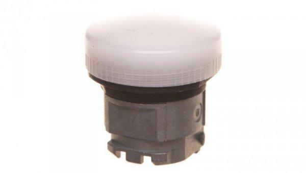 Główka lampki sygnalizacyjna 22mm biała ZB4BV01