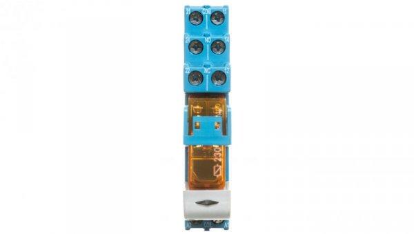 Przekaźnikowy moduł sprzęgający 2P 8A 230V AC 48.52.8.230.0060SPA