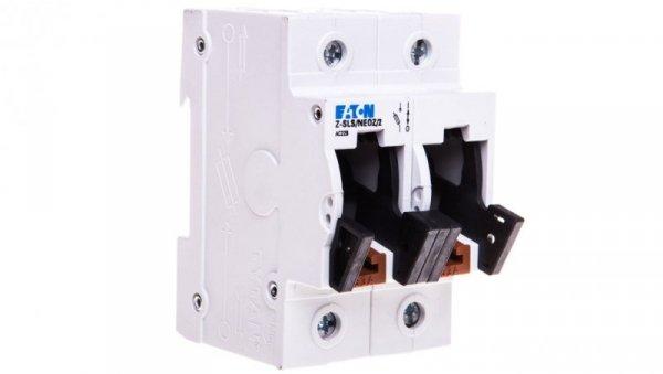 Rozłącznik bezpiecznikowy 2P 63A D02 400V Z-SLS/NEOZ/2 248233