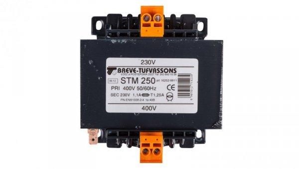 Transformator 1-fazowy STM 250VA 400/230V 16252-9911