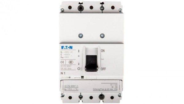 Rozłącznik mocy 3P 125A N1-125 259145