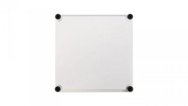 Skrzynka izolacyjna 280x280x151mm Z-2/0 z P-2 biała 022