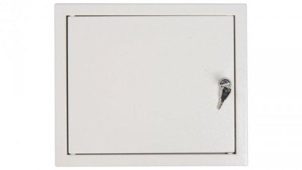Rozdzielnica modułowa 1x6 natynkowa IP31 NRP 6 Z 3-207