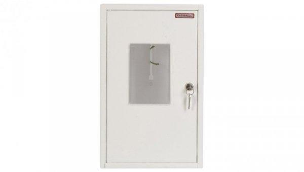 Szafka licznikowa natynkowa/podtynkowa (uniwersalna) 1-licznikowa 3-fazowy IP30 RU-3-L Z/O