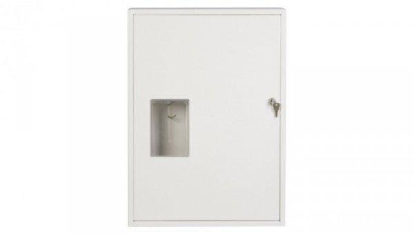 Szafka licznikowa natynkowa/podtynkowa (uniwersalna) 1-licznikowa 3-fazowy 36 modułów IP30 RU-36-P Z/O