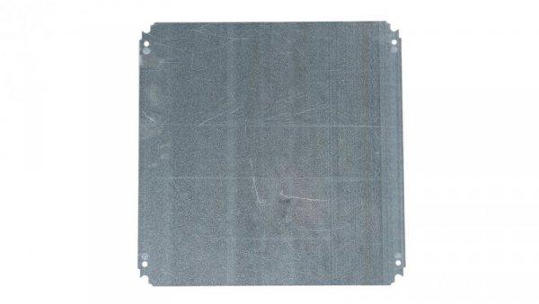 Płyta montażowa 450x450mm stal NSYMM55