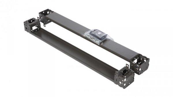 Cokół do obudów część czołowa + tylna 100x1000mm NSYSPF10100