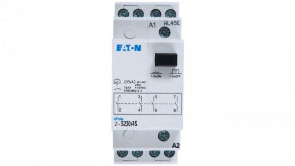 Przekaźnik impulsowy 16A 230V AC 4Z Z-S230/4S 270335