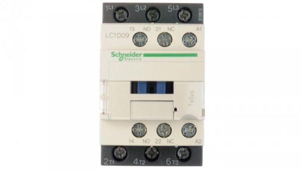 Stycznik mocy 9A 3P 110V AC 1Z 1R LC1D09F7