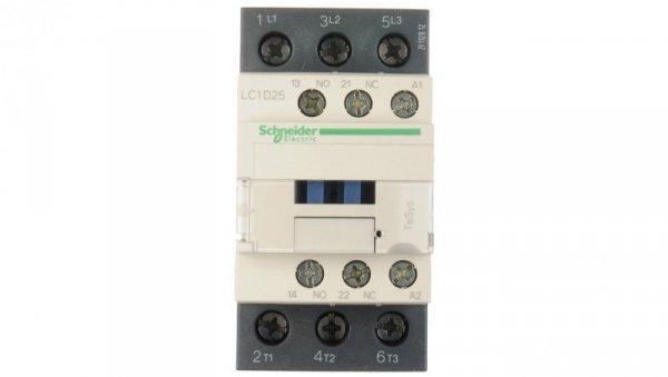 Stycznik mocy 25A 3P 110V AC 1Z 1R LC1D25F7