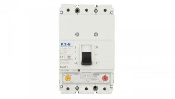 Wyłącznik mocy 3P 160A 50kA NZMN1-A160 281234