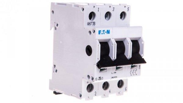 Rozłącznik modułowy 25A 3P IS-25/3 276264