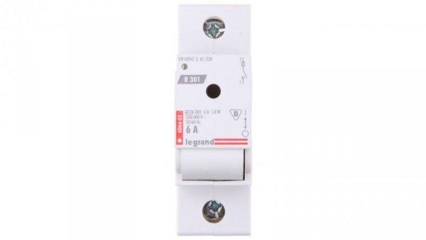Rozłącznik bezpiecznikowy 1P 6A D01 R301 606602