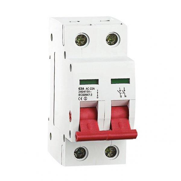 Rozłącznik izolacyjny KMI-2/40A 27255