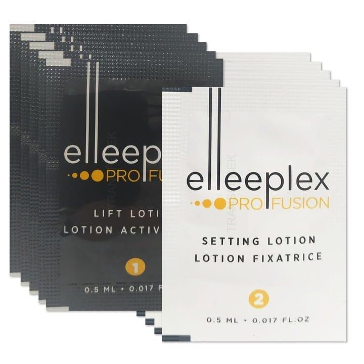 Elleebana Pro Fusion Lash & Brow Lamination - saszetki uzupełniające Lifting Rzęs / Laminacja Brwi