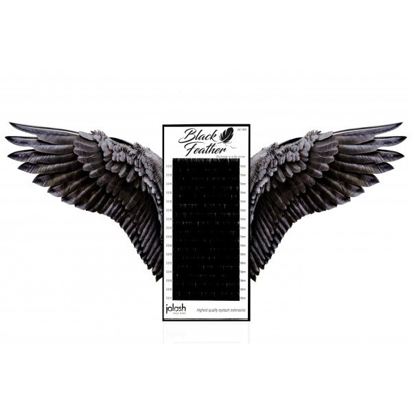 Rzęsy Black Feather