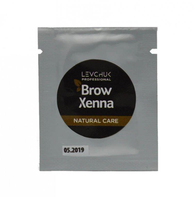 BrowXenna® Natural Care (pielęgnacyjna henna do brwi)