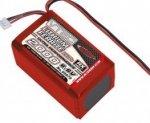 VTEC LiFePo RX-Pack 2/3A Hump 2000 mAh RX-only - 6,6V