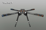 Quadrocopter Tarot IRON MAN 650 Rama