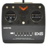 Exmitter EX6 6CH 2.4GHz + odbiornik EAR711