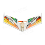 Rainbow Flying Wing V3 EPP Kit + Motor + ESC + Servo (rozpiętość 600mm)