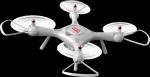 Syma X25 PRO (GPS, zdalnie obracana kamera WiFi FPV 720p, 2.4GHz) - Biały