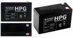 Bezobsługowy akumulator żelowy Pb 12V 7Ah