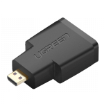 UGREEN 20106 Adapter HDMI - micro HDMI (czarny)