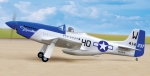 P51 MUSTANG EP BLACK HORSE ARF