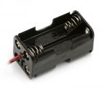 Koszyczek na 4 akumulatory R6/AA [#29117] - Team AE