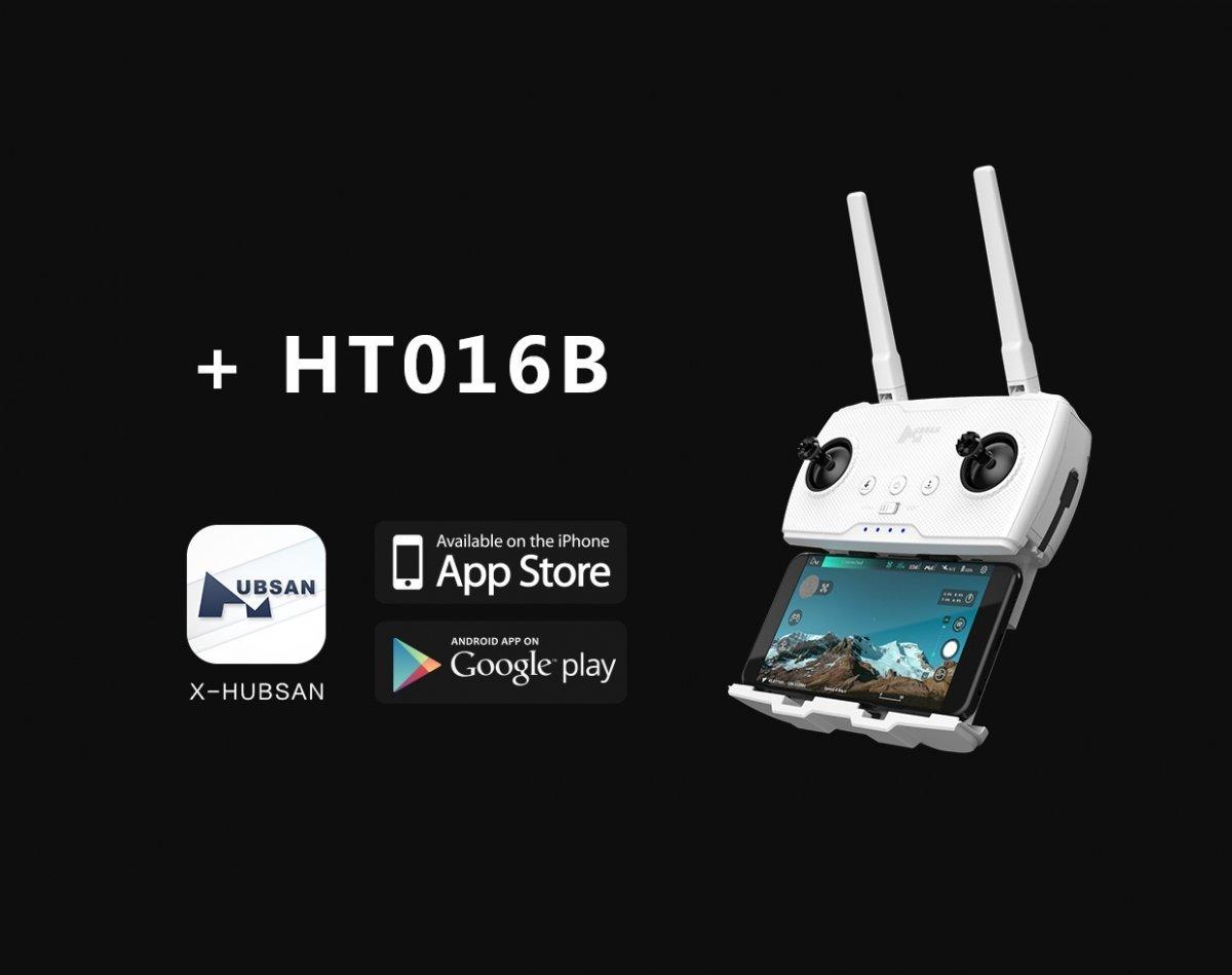 PROMOCJA! Dron Hubsan H117S Zino GPS Gimbal Kamera 4K