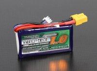 Akumulator Turnigy nano-tech 1000mAh 7,4V 2S 45~90C Lipo Pack