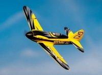 SAMOLOT RC Goblin Racer 820mm EPO Yellow PNP