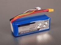 Akumulator LiPo TURNIGY 2200mAh 14,8V 4S 40-50C